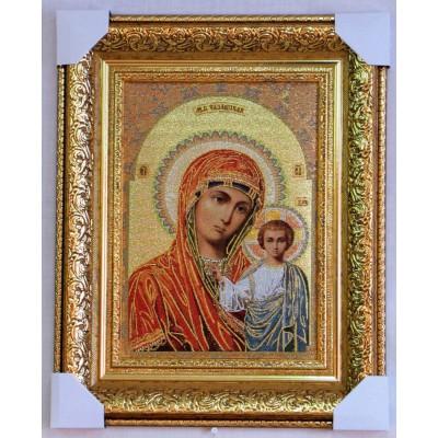 Божья матерь икона (45*56 см.)