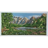 Свіжість гір (133,5*74,5 см.)