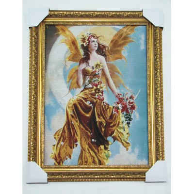 Дівчина Ангел (64*48 см.)