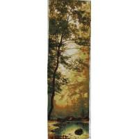 Золотий ліс (48*124 см.)