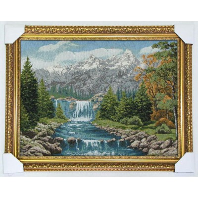 Природа Водоспад (71*56 см.)