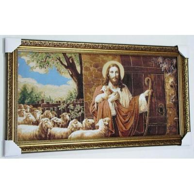 Пастух і вівці (100*53 см.)