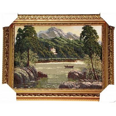 Гірське озеро (53*43 см.)