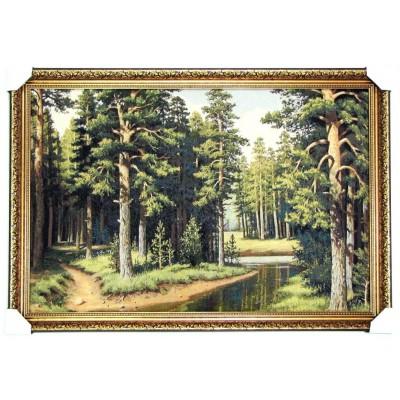 Сосновий ліс (111*77 см.)