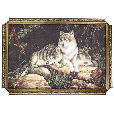 Зелені вовки (113*77см.)