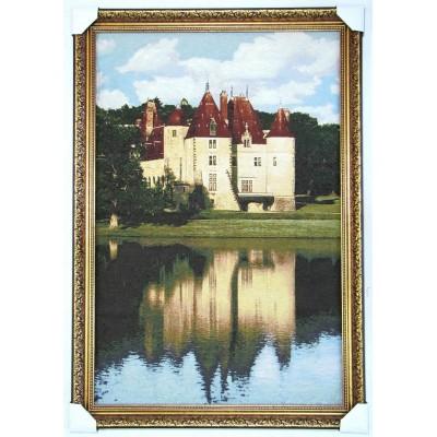 Замок Фужер- сюр- Бьевр (111*78 см.)