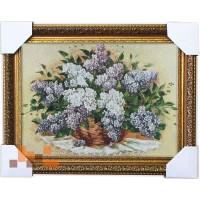 гобеленова картина Бузок в корзині