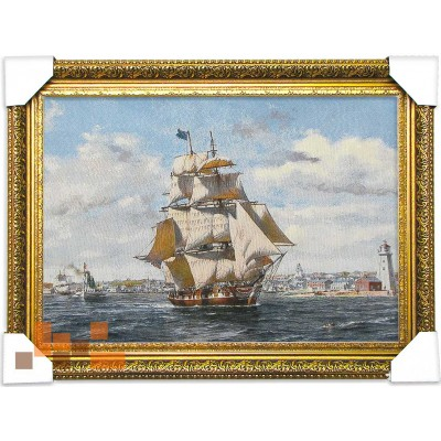 Корабель (65.5*48.5.)