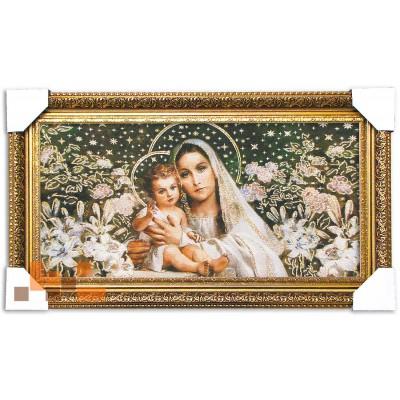 Діва Марія та Ісус (67*38 см.)