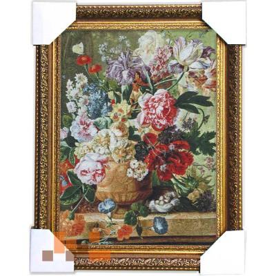 Букет квітів (35,5*46.5 см.)