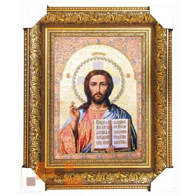 Иисус Христос икона (46x56 см.)