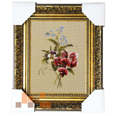 Букетик квітів 4 (29х35 см.)