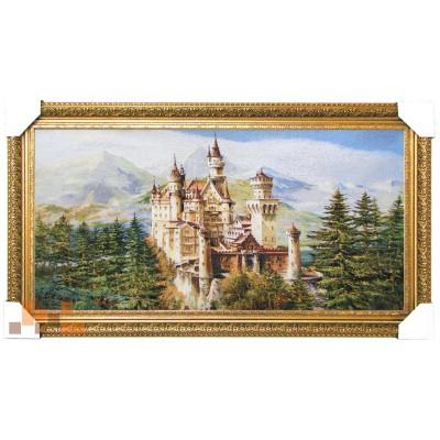 Картина Замок Нойшванштайн (87*47 см.)