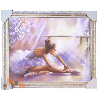 Балерина2 58х48 см