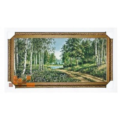 Лісова дорога 107х58 см.