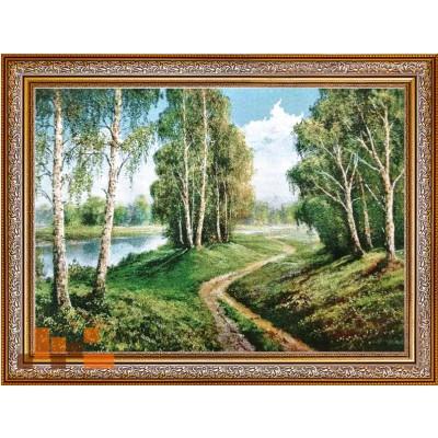 780 гобеленова картина 65х50 см