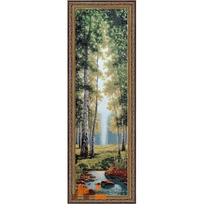 Зелений ліс 41х125см