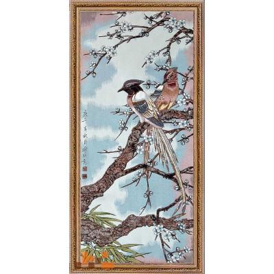Пара птиц Радость 633 113х54см
