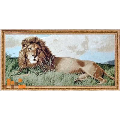 Цар лев 108х58см