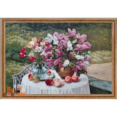 Букети квітів 108х75см