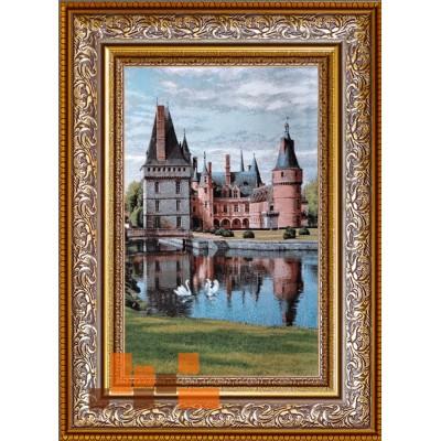 гобеленова картина Шато де Ментенон 50х70см
