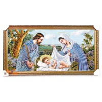 Свята сім'я з Ісусом