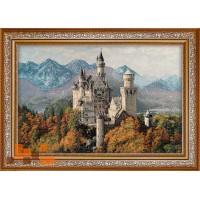 Стародавній замок Нойшванштайн 119х85см