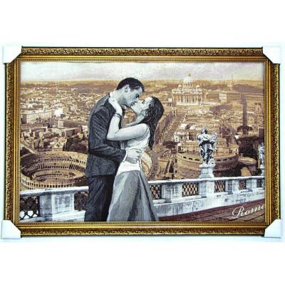 Закохані  Рим (115*76см.)
